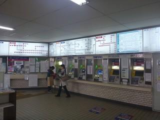 Kintetsu-Yao Station   by Kzaral