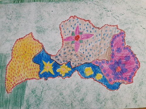 Sākumskolas skolēnus zīmējumi