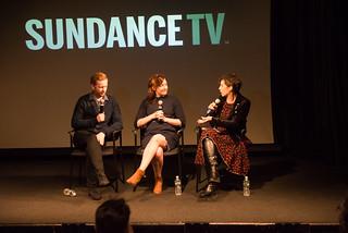 SUNDANCE TV Presents: ROSEHAVEN: Meet the Creators - Helen