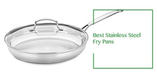 Best Stainless Steel Fry Pans | by cookwarelab