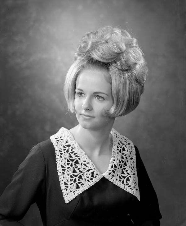 Retro Hairstyles 60s Zsofia Vid Flickr