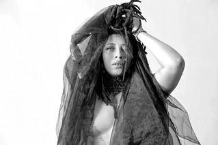 Dsc 1605 Infra Red B W Alesha Creative Body Art Photo Shoo Flickr