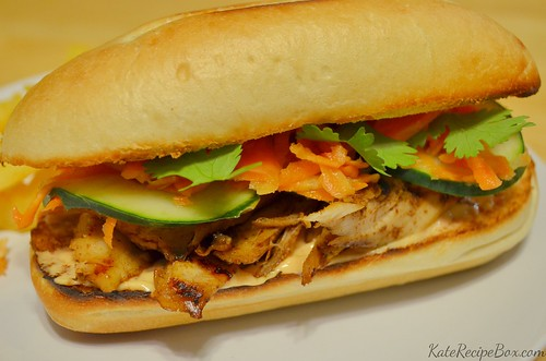 TurkeyBanhMi | by katesrecipebox