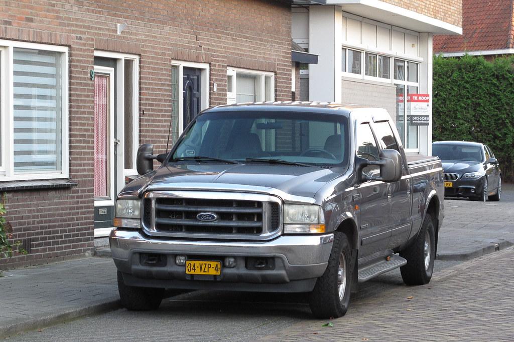 2001 Ford F 250 7 3 V8 Diesel Place Oss Rutger Van Der