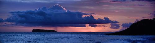 sea sunset mar atardecer