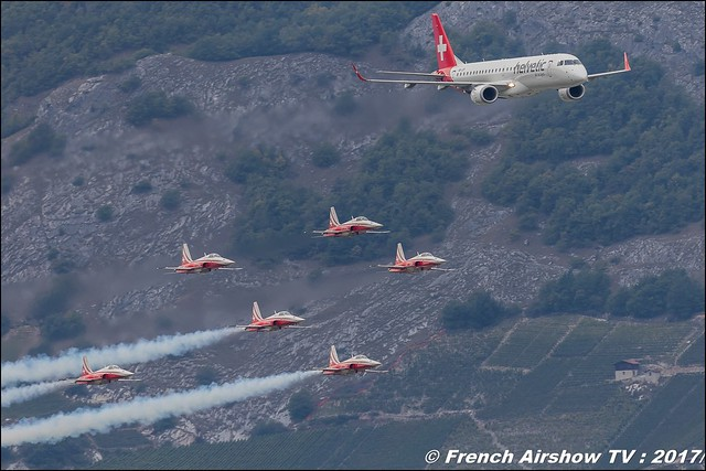 Breitling Sion Air Show 2017