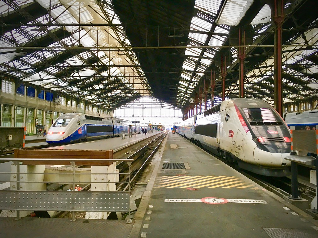 Paris Gare du Lyon 1