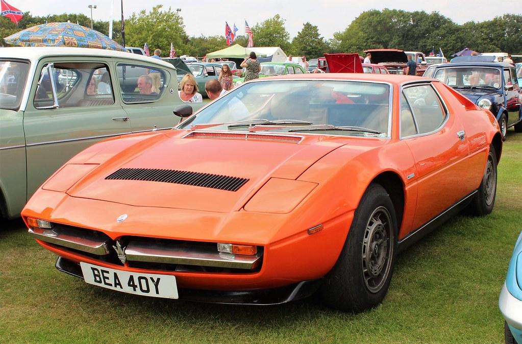 BEA 40Y (2) | 1982 Maserati Merak SS. | Nivek.Old.Gold | Flickr