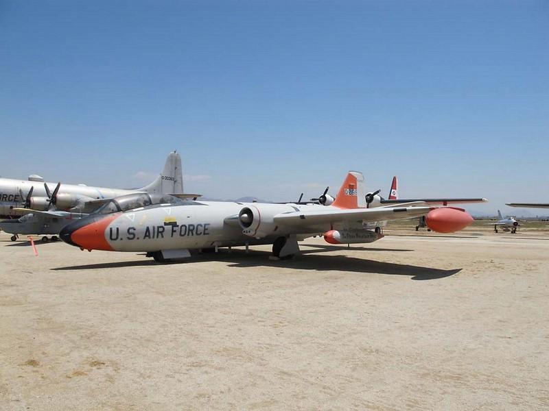 Martin EB-57B Canberra 1