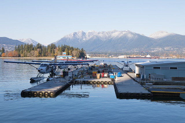Vancouver Harbour Airport CYHC Overview [CXH]