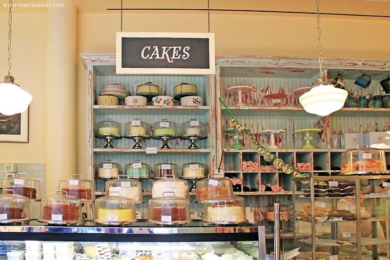 Magnolia Bakery da Bloomingdale's