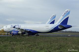 Indigo A320-200 LZ-AWM (VT-IHP) | by birrlad