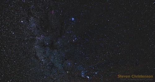 California Nebula and Friends | by Steven Christenson