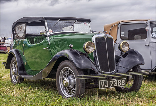 Morris 8 (1935) | by Clive1945