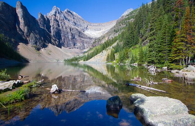 Lake Agnes - Explore #1