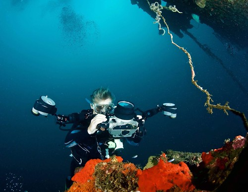 Wreck diving | by Cruising, traveling & dive pics.