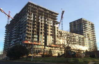 Legacy condo construction Minneapolis 11-25-17 | by bapster2006