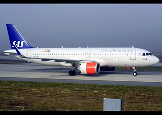 A320-251N | Scandinavian Airlines | LN-RGO | FRA | by Christian Junker | Photography