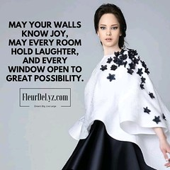 May Your Walls Know Joy..