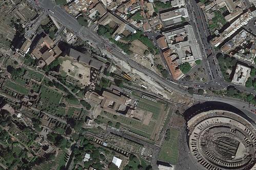 """ROMA ARCHEOLOGICA & RESTAURO ARCHITETTURA: Prof. Clementina Panella, """"Indagini archeologiche e sistemazioni urbane,"""" pp. 21-71; in: Prof. Arch. R. Panella (ed.), Roma la città dei fori. (...) Roma (2013) [PDF]."""