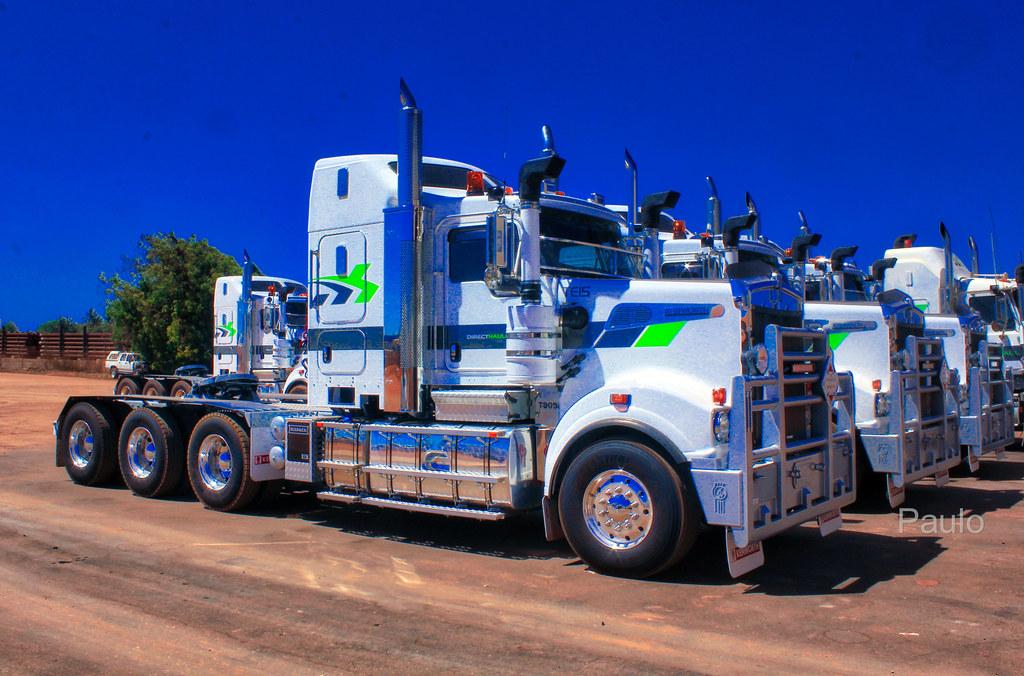 Net Direct Trucks >> Direct Haul Broome New Trucks Paul O Callaghan Flickr