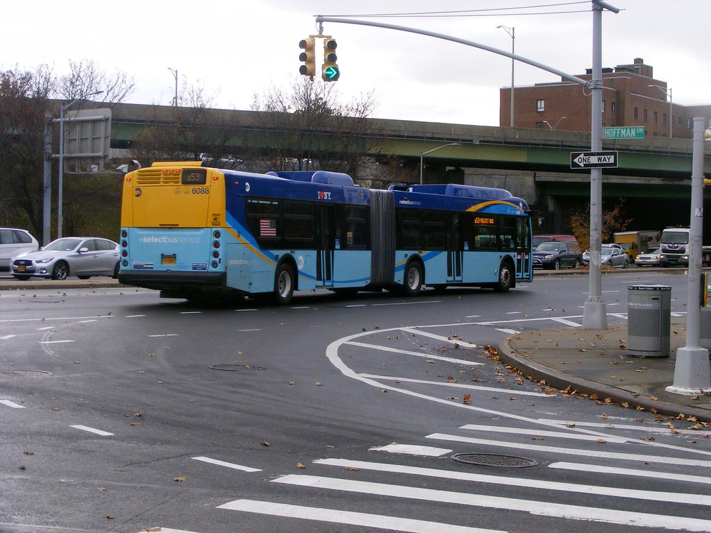 Q53 Select Bus Service | Around the Horn | Flickr on