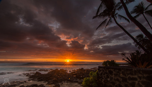 2017 bigisland fall hi hawaii kona nikon pacificocean sunset landscape