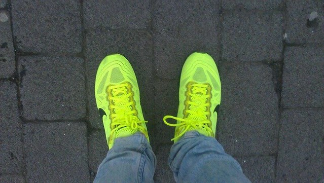 My shoes.