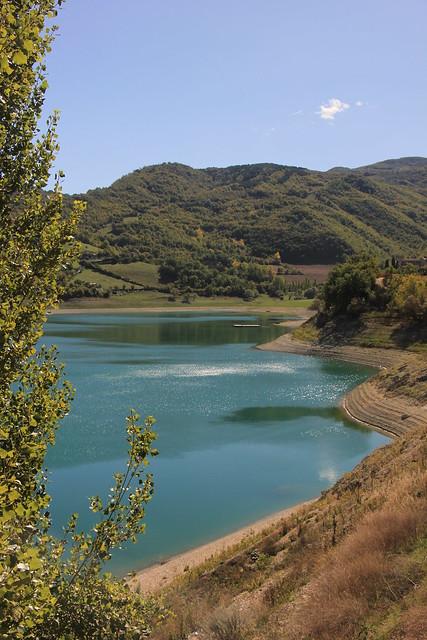 Col di Tora Lago del Turano
