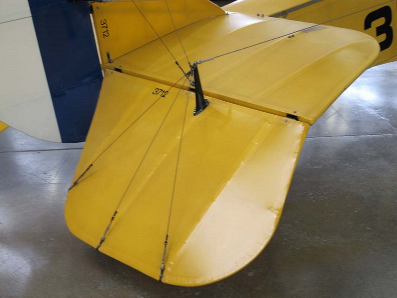 Curtiss JN-4D Jenny 2