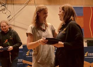 Birthe Carlsen - Instrumenatlistpris i Elit-divisionen 2017