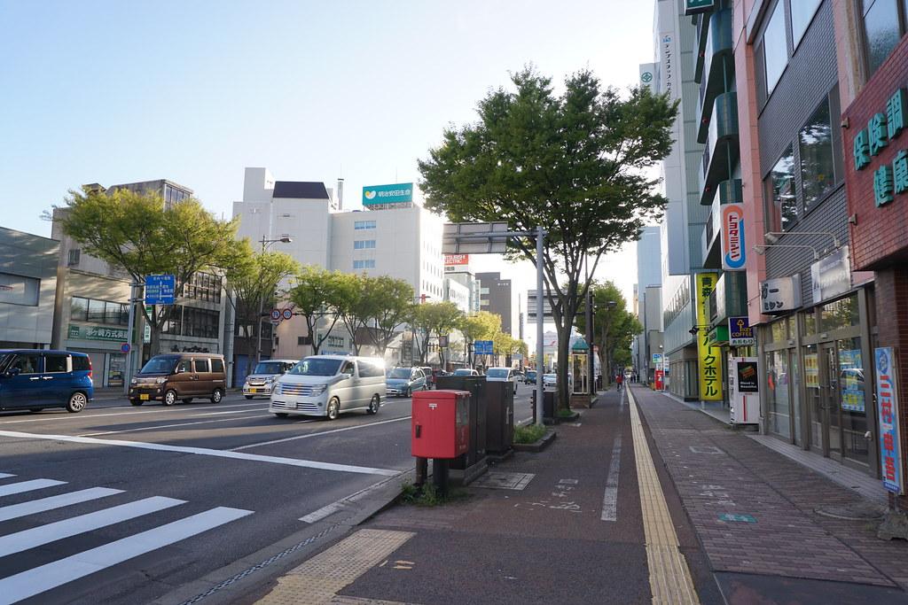 国道NTT交差点