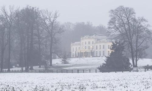 Villa in park Sonsbeek