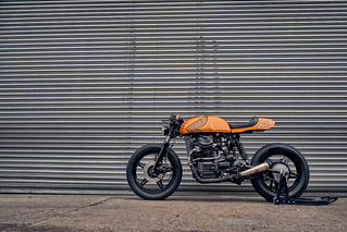 Honda CX Cafe Racer | by Sam Haeata Photography