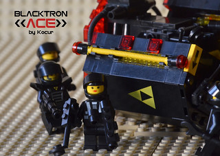 02 Blacktron Ace ground crew | by kocurvelox