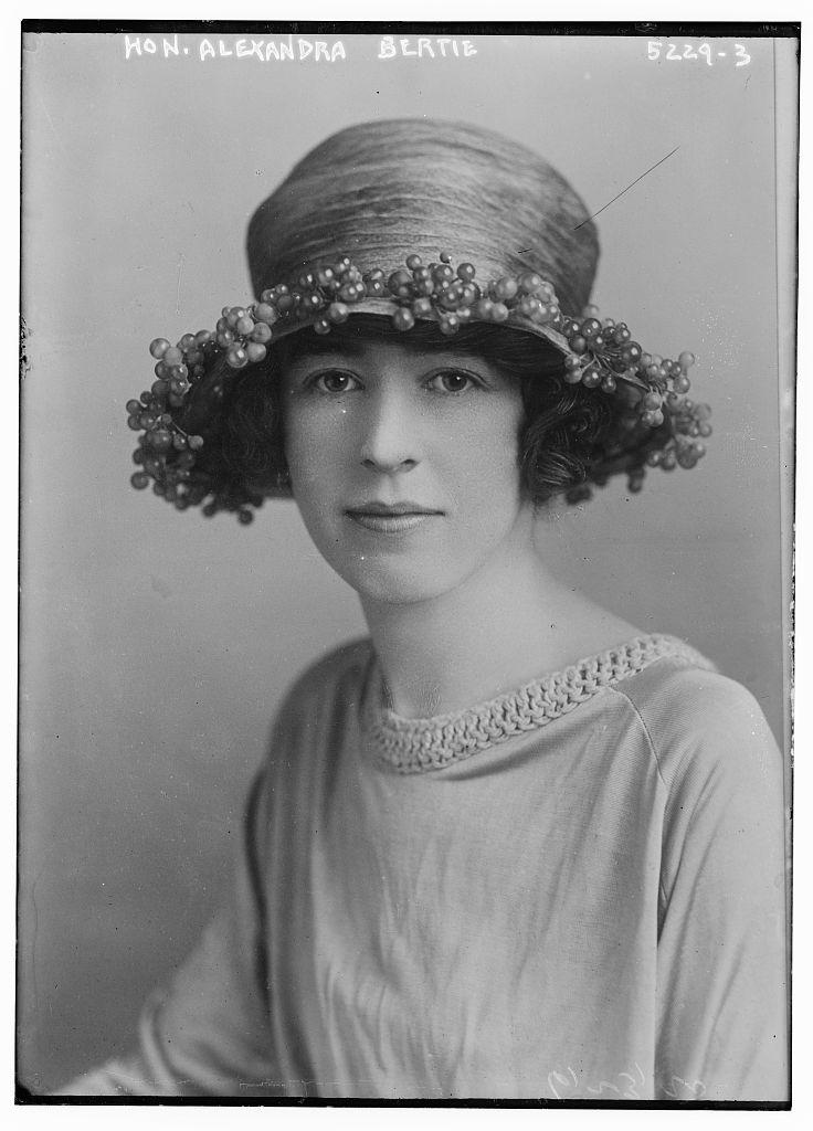 Hon. Alexandra Bertie (LOC)
