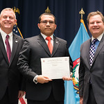 Fri, 10/20/2017 - 14:35 - On October 20, 2017, the William J. Perry Center for Hemispheric Defense Studies hosted a graduation ceremony for its Strategy and Defense Policy course. The ceremony took place in Lincoln Hall at Fort McNair in Washington, DC.
