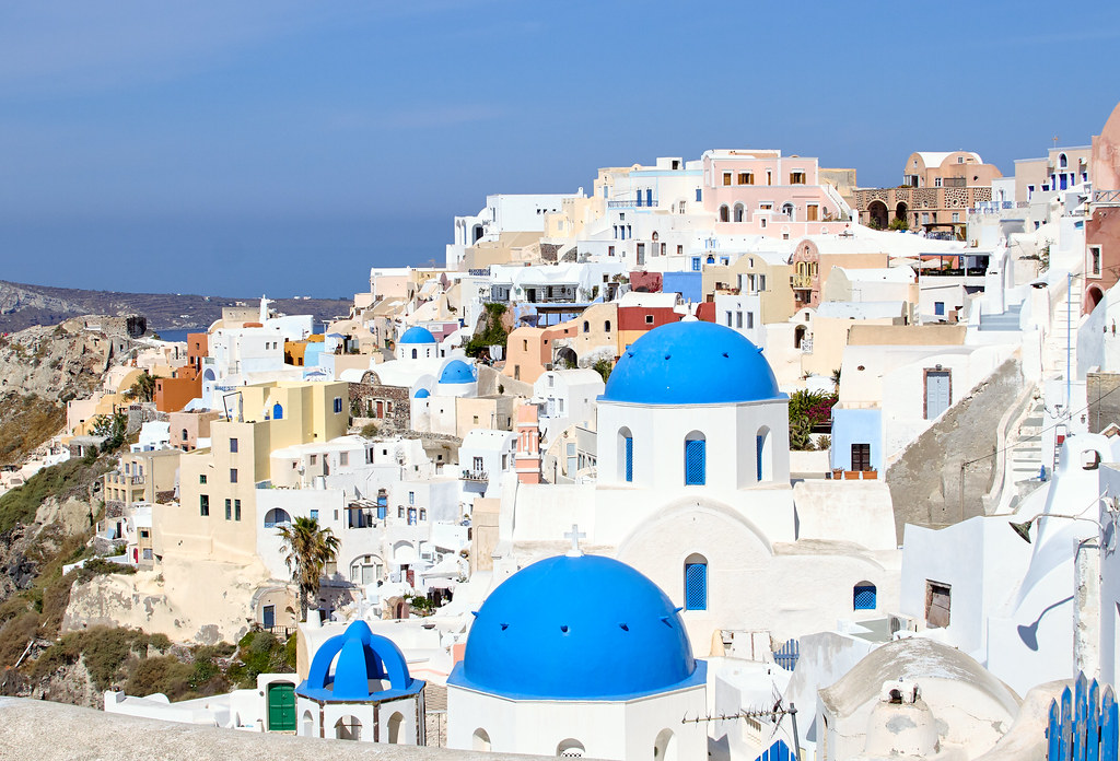 Best places to Visit in Greece - Santorini