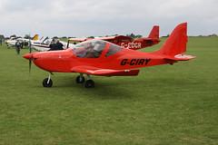 G-CIRY Evektor EV-97SL [2015-4222] Sywell 030917
