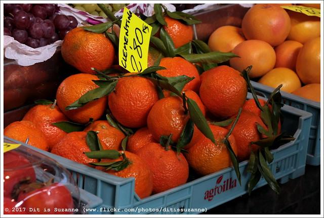 El Mercat de l'Olivar | Olivar Market | Рынок Оливар