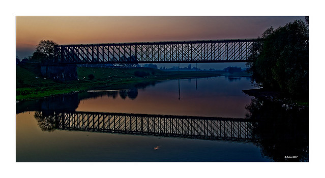 Griethausener Eisenbahnbrücke VIII