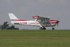 G-CIIM Reims-Cessna F.172N [1932] Sywell 020917