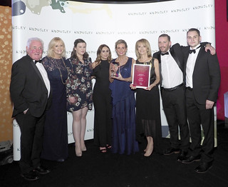 SME of the Year - Blends Ltd   by Knowsley Council