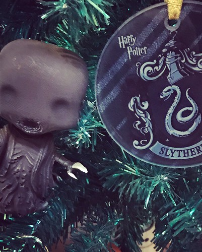 dementor slytherin christmas christmastree harrypotter holiday funkopop