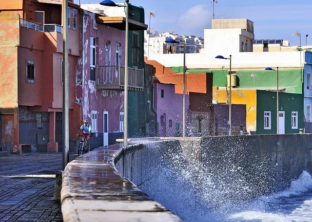 Barrio de San Cristobal en Las Palmas