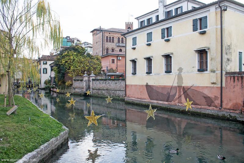 Buranelli, Fiumi Treviso