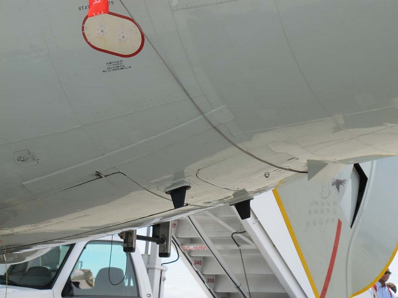 Boeing TC-135W Rivet Joint Trainer 8