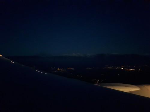 Arrival at Geneva