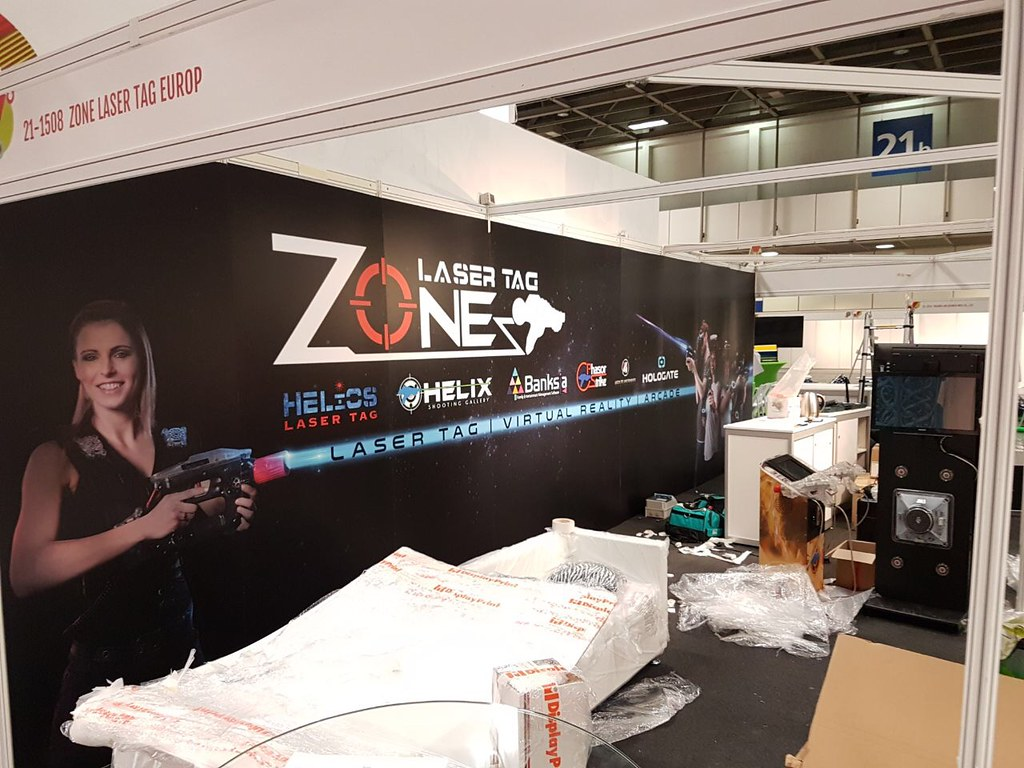 Marketing Exhibition Stand Zone : Exhibition stand contractors berlin hire event furniture u flickr