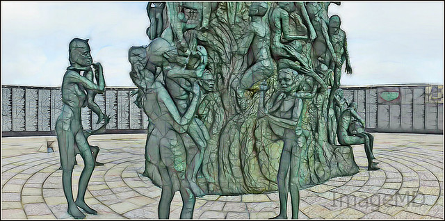 Holocaust Sculptures